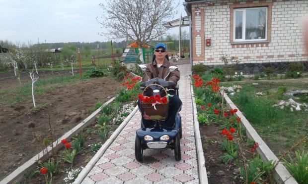 Руслан і Людмила: кохання, яке рятує й надихає. догляд, кохання, підтримка, травма, інвалідність