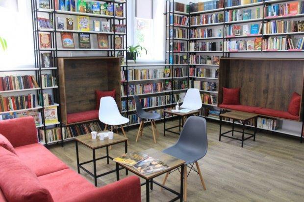 Міські бібліотеки стануть доступними для інклюзивних користувачів. запоріжжя, бібліотека, комфортний, інвалідність, інклюзивний