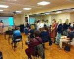 На Вінниччині вперше розпочали підготовку асистентів дитини для супроводу під час інклюзивного навчання. вінниччина, асистент, навчальний курс, супровід, інвалідність