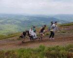 Участник АТО из Закарпатья покорил гору Гемба на инвалидной коляске. рустам росул, гора гемба, инвалидная коляска, ранение, участник ато