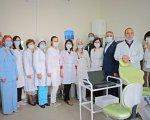 У Миколаєві презентували перший у місті стоматологічний кабінет для дітей з особливими потребами. миколаїв, дитина, лікування, стоматологічний кабінет, інвалідність