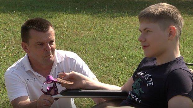 """""""Сильні духом"""". У Херсоні триває проєкт для дітей із інвалідністю. херсон, діти, сильні духом, фотопроєкт, інвалідність"""