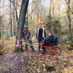 Мандрівний візок із Луцька кличе в подорожі людей із інвалідністю: як це працює (ФОТО)