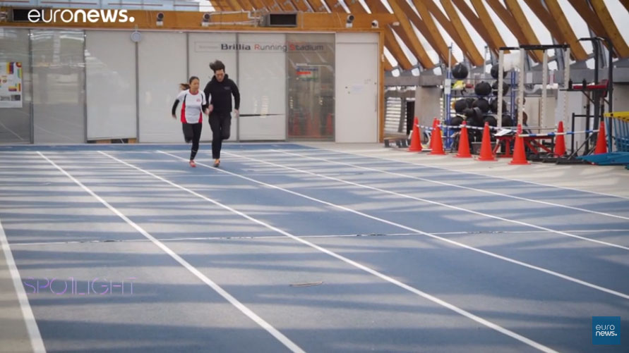 Токио активизирует подготовку к Паралимпиаде (ВИДЕО). паралимпиада, паралимпийские игры, токио, инвалидность, инклюзия