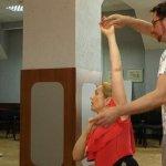 У Миколаєві відбувся танцювальний майстер-клас для людей з інвалідністю (ВІДЕО)