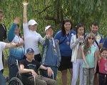 """""""Сильні духом"""". У Херсоні триває проєкт для дітей із інвалідністю (ФОТО, ВІДЕО). херсон, діти, сильні духом, фотопроєкт, інвалідність"""