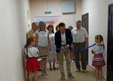 11 червня у Кремінній відбулось урочисте відкриття інклюзивно-ресурсного центру. ірц, кремінна, відкриття, особливими освітніми потребами, інклюзія