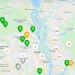 Provodnik - інклюзивна інтерактивна мапа