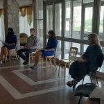 """Світлина. У Луцьку відбулось перше засідання оргкомітету Міжнародного мистецького фестивалю для людей з інвалідністю """"Барви творчості"""". Новини, інвалідність, засідання, Луцьк, фестиваль, Барви творчості"""