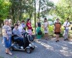 Кирилловка и другие туристические маршруты станут доступнее для людей с инвалидностью. кирилловка, доступный, инвалидность, проект, туристический маршрут