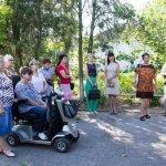 Світлина. Кирилловка и другие туристические маршруты станут доступнее для людей с инвалидностью. Безбар'ерність, инвалидность, проект, доступный, Кирилловка, туристический маршрут