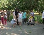"""На Херсонщині відбувся третій знімальний день проєкту """"Сильні духом"""" (ФОТО, ВІДЕО). херсонщина, поліція, проєкт, сильні духом, інвалідність"""
