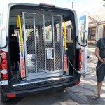 Світлина. Проєкт «Соціальне таксі» запустили у Бердичеві. Безбар'ерність, інвалідність, доступність, проєкт, соціальне таксі, Бердичів