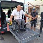Проєкт «Соціальне таксі» запустили у Бердичеві (ФОТО)