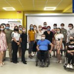 На Донетчине полицейские приняли участие в тренинге по коммуникации с людьми с инвалидностью