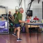 Світлина. В Кривом Роге состоялся Первый открытый турнир по настольному теннису среди ветеранов с инвалидностью. Спорт, инвалидность, ветеран, Кривой Рог, турнир, настольный теннис