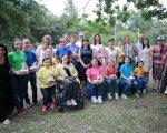 Діти з інвалідністю стали ведучими циклу пізнавальних телепрограм (ФОТО). кремінна, проєкт ми в ефірі, суспільство, інвалідність, інтеграція