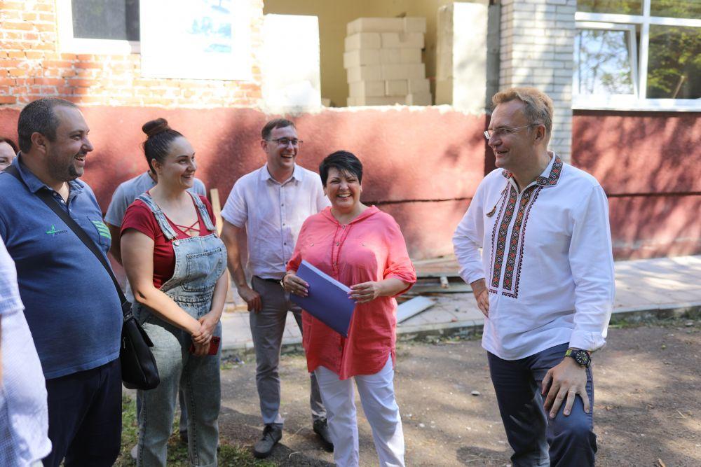 На базі ліцею імені Івана Пулюя створять інклюзивно-ресурсний центр Франківського району (ФОТО, ВІДЕО). ірц, львів, ліцей, проект, інвалідність