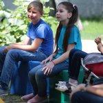 Світлина. Діти з інвалідністю стали ведучими циклу пізнавальних телепрограм. Новини, інвалідність, суспільство, інтеграція, Кремінна, проєкт Ми в ефірі