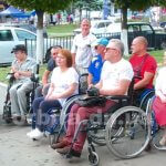 Програма з оздоровлення людей із інвалідністю стартувала у Покровську (ВІДЕО)