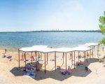Недоступний пляж: у Запоріжжі звільнили директора департаменту через скандал із Правобережним пляжем. запоріжжя, пляж, підйомник, скандал, інвалідність