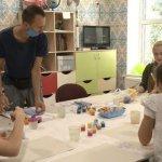 Інклюзивний креативний хаб запрацював для дітей з інвалідністю у Чернігові (ВІДЕО)