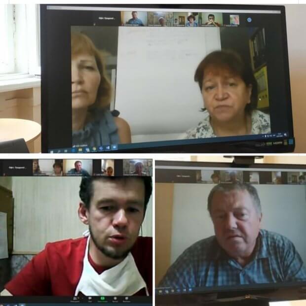 Відбулось онлайн засідання робочої групи з питань протидії дискримінації осіб з інтелектуальними і психічними порушеннями, створеної в рамках діяльності Координаційної ради з питань недискримінації та гендерної рівності. дискримінація, допомога, лікування, онлайн-засідання, інвалідність