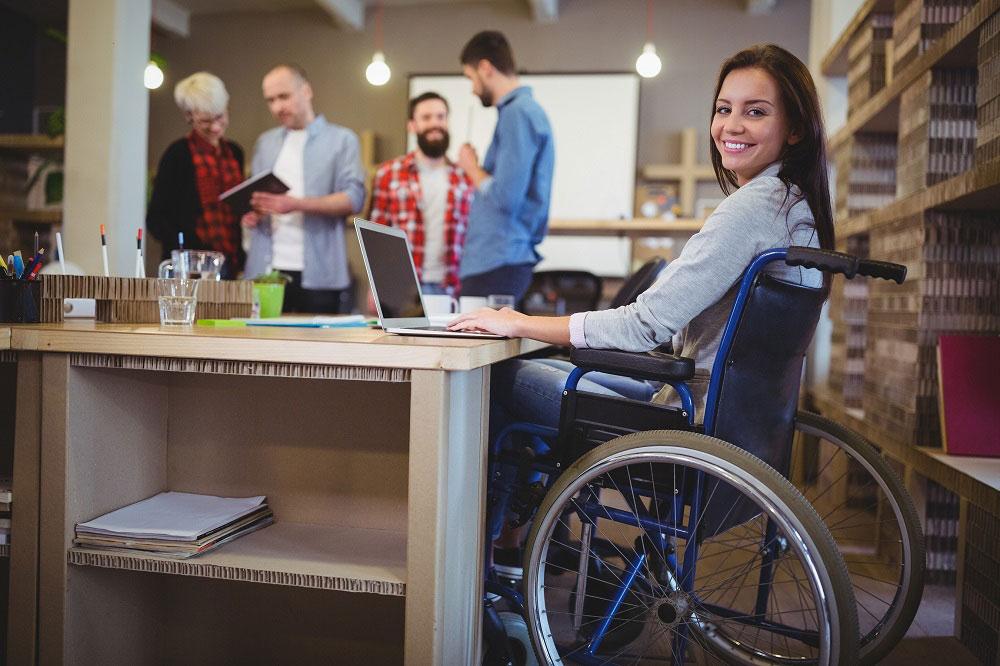 На Кіровоградщині з початку року 25 осіб з інвалідністю пройшли професійне навчання. кіровоградщина, професійне навчання, підприємство, служба зайнятості, інвалідність