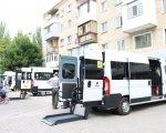 В Миколаєві створено диспетчерську службу для організації перевезень людей з інвалідністю. миколаїв, автомобіль, диспетчерська служба, перевезення, інвалідність