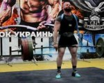 Бердянський спортсмен з інвалідністю встановив національний рекорд. володимир моісей, аварія, пауерліфтинг, рекорд, штанга