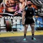 Бердянський спортсмен з інвалідністю встановив національний рекорд