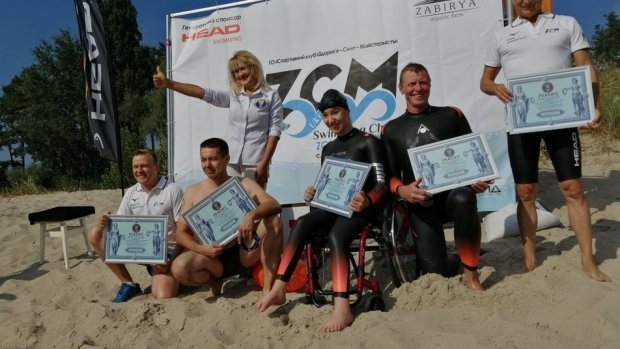 15-річна плавчиня встановила всеукраїнський рекорд серед дітей з інвалідністю. софія федоренко, заплив, плавчиня, рекорд, інвалідність