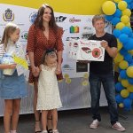 Світлина. У Херсоні визначили переможців третього Всеукраїнського квест-фестивалю «Щасливі разом». Конкурси, синдром Дауна, Херсон, переможець, квест-фестиваль, Щасливі разом