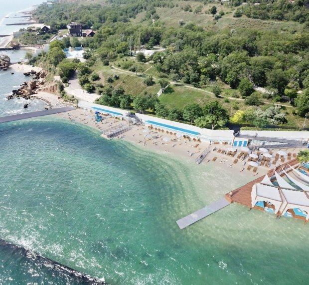 На одеському «Дельфіні» облаштують пляж для осіб з інвалідністю. одеса, відпочинок, пляж, проєкт, інвалідність