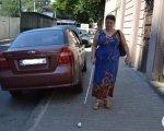 Хаос возле вокзала и жулики в такси: как инвалиды по зрению выживают в Одессе? (ФОТО). одесса, невидящий, помощь, транспорт, хаос