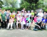 Одной из благотворительных организаций инвалидов Сум исполнилось 25 лет. доброта, сумы, благотворительная организация, встреча, юбилей