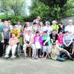 Одной из благотворительных организаций инвалидов Сум исполнилось 25 лет