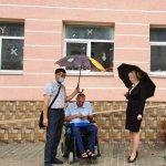 Світлана Онищук: Ми робимо все для того, щоб створити безбар'єрний доступ для осіб з інвалідністю до закладів освіти (ФОТО)