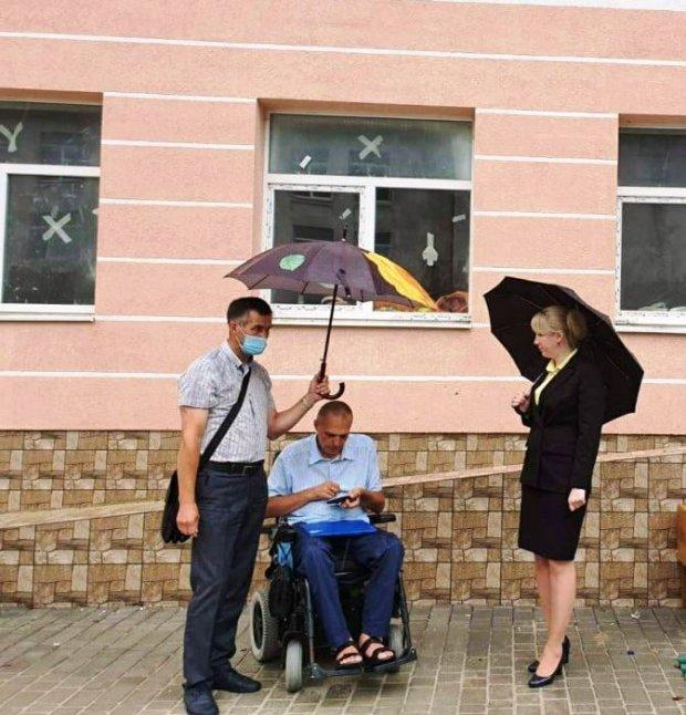 Світлана Онищук: Ми робимо все для того, щоб створити безбар'єрний доступ для осіб з інвалідністю до закладів освіти. івано-франківська область, світлана онищук, доступність, заклад освіти, інвалідність