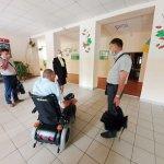 Світлина. Світлана Онищук: Ми робимо все для того, щоб створити безбар'єрний доступ для осіб з інвалідністю до закладів освіти. Безбар'ерність, інвалідність, доступність, Івано-Франківська область, заклад освіти, Світлана Онищук