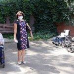 Світлина. Мінсоцполітики працює над підвищенням якості технічних засобів реабілітації для осіб з інвалідністю до міжнародних стандартів. Реабілітація, інвалідність, робоча група, огляд, технічні засоби реабілітації, якість