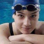 15-річна плавчиня встановила всеукраїнський рекорд серед дітей з інвалідністю