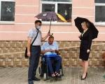 Світлана Онищук: Ми робимо все для того, щоб створити безбар'єрний доступ для осіб з інвалідністю до закладів освіти (ФОТО). івано-франківська область, світлана онищук, доступність, заклад освіти, інвалідність