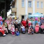 У Краматорську пройшов інклюзивний фестиваль дитячої творчості «Майбутнє Донбасу» (ФОТО)