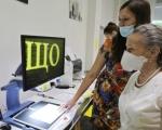У Львові відкрили інклюзивну бібліотеку — Сенсотеку. львів, сенсотека, бібліотека, проект, інвалідність