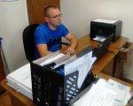 Інвалідність – не перешкода: мешканець Кропивницького став фахівцем з тендерної роботи однієї з провідних ОТГ. артем стародуб, працевлаштування, роботодавець, центр зайнятості, інвалідність