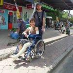 Опыт жительницы Краматорска Карины: как живется людям на инвалидной коляске?
