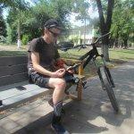 Как потерять ногу и зрение, но не мечту. История мариупольца Руслана Шилова