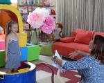 У Хмельницькому слабозорі діти стали героями дитячої вистави. хмельницький, вистава, проєкт, слабозорий, інвалідність