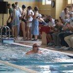 Світлина. В Кривом Роге для военнослужащих с инвалидностью организовали турнир по плаванию. Спорт, инвалидность, Кривой Рог, турнир, плавание, военнослужащий